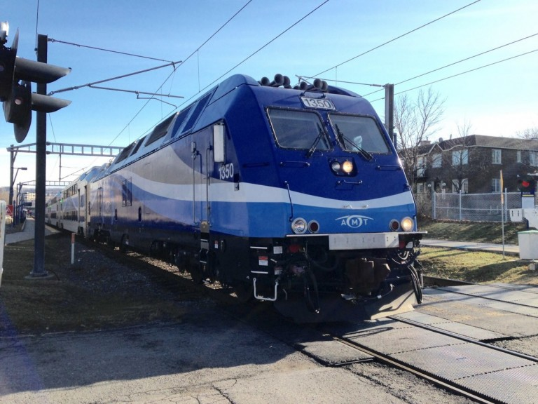 train mascouche